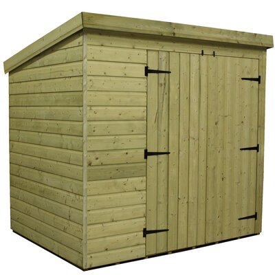 Empire Sheds Ltd 10 x 5 Wooden Lean-To Shed