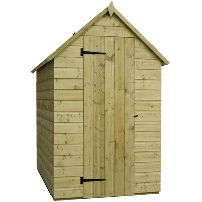 Empire Sheds Ltd 4 x 9 Wooden Storage Shed
