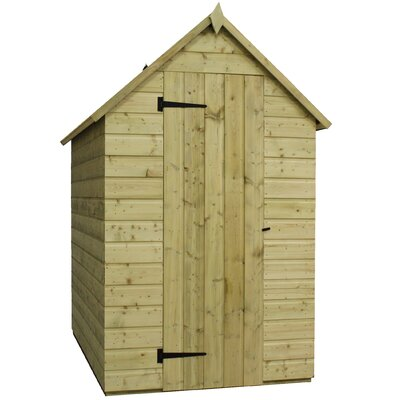 Empire Sheds Ltd 4 x 7 Wooden Storage Shed