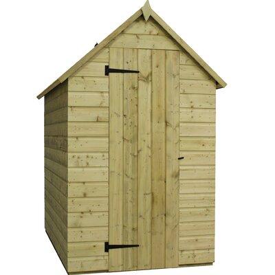 Empire Sheds Ltd 4 x 10 Wooden Storage Shed