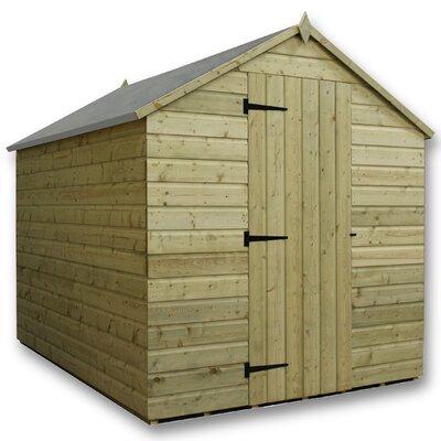 Empire Sheds Ltd 6 x 6 Wooden Storage Shed