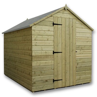 Empire Sheds Ltd 6 x 7 Wooden Storage Shed