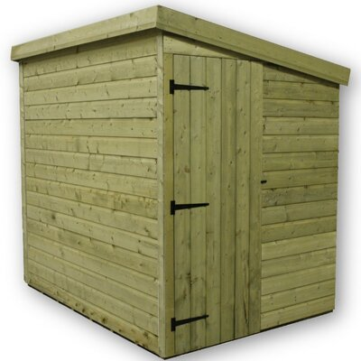 Empire Sheds Ltd 12 x 5 Wooden Lean-To Shed