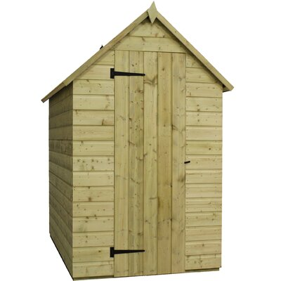 Empire Sheds Ltd 4 x 5 Wooden Storage Shed