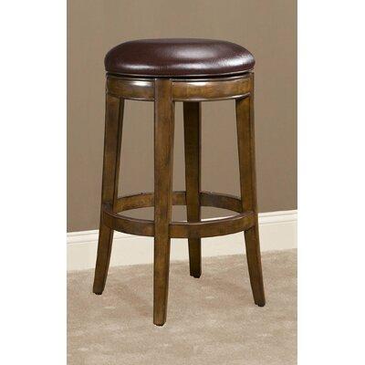 Trevor Swivel Bar Stool Seat Height: 30''