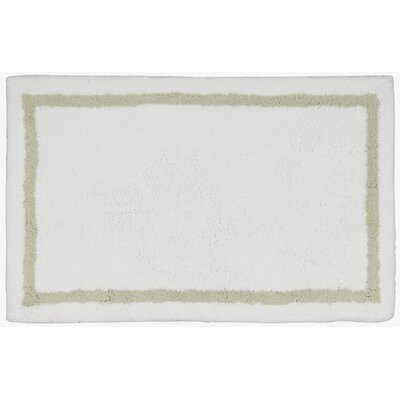 Essentials Bath Mat Color: Sage