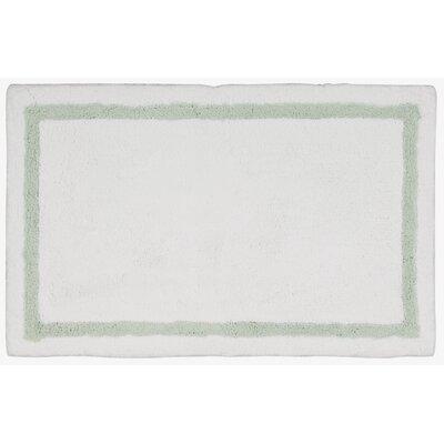 Essentials Bath Mat Color: Spa