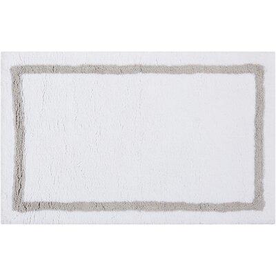 Essentials Bath Mat Color: Silver
