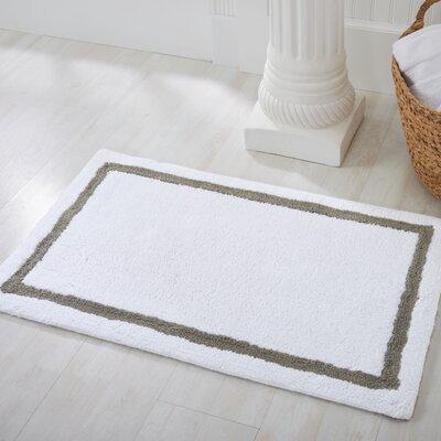 Essentials Bath Mat Color: Charcoal