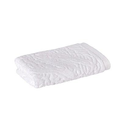 Dragon 100% Cotton Washcloth Color: White
