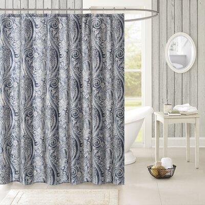 Stella Cotton Shower Curtain