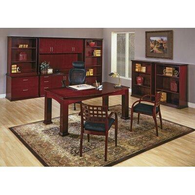 Mendocino Standard 7-Piece Desk Office Suite