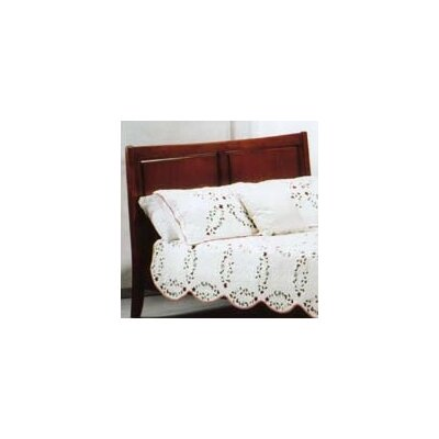 Night & Day Furniture Spices Bedroom Wood Headboard
