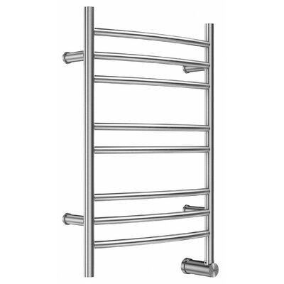 Mr. Steam Wall Mount Electric Stainless Steel Towel Warmer