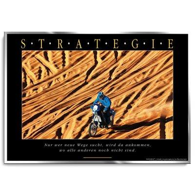 Positive Impulse Strategie Poster