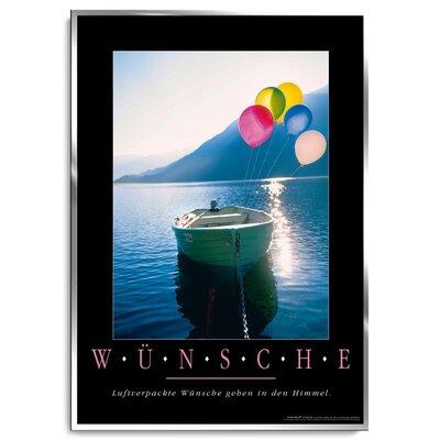 Positive Impulse Wünsche Poster