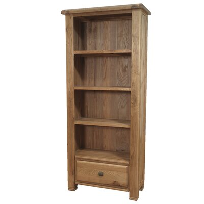 Home Etc Dawley Tall Wide 182cm Standard Bookcase