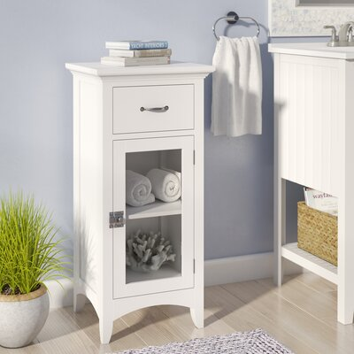 Keltner 1 Drawer Floor Accent Cabinet