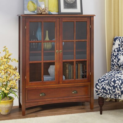 Pinetree Standard Bookcase Finish: Brown