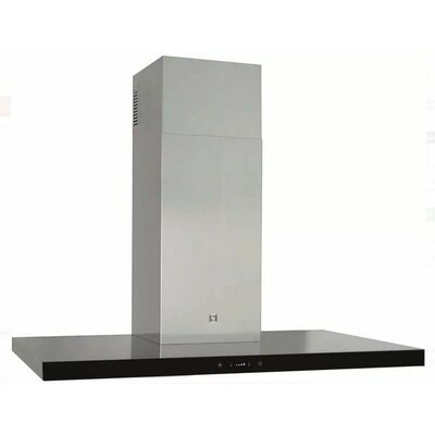 "36"" Wall Series 600 CFM Convertible Wall Mount Range Hood"
