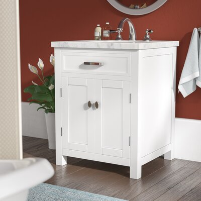 "Latham 24"" Single Bathroom Vanity Set"