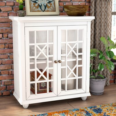 Dacey Accent Cabinet Color: Paperwhite