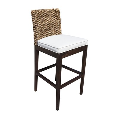 "Sanibel 31.75"" Bar Stool with Cushion"
