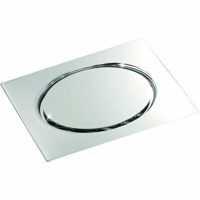Steel Floor Screwed Cover Grid Shower Drain
