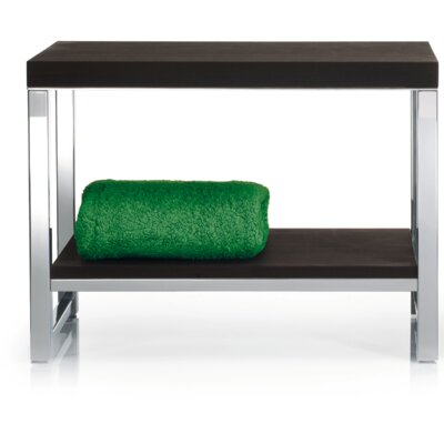 Simmerman Wood Storage Bench Color: Thermo Ash Dark