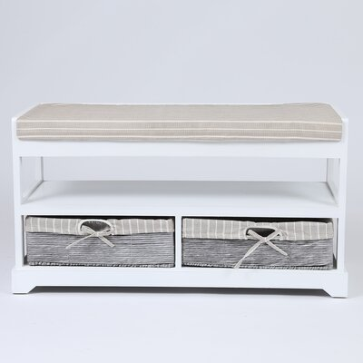 Celine Upholstered Storage Bench