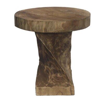 Westerlund Wooden Round Garden Stool