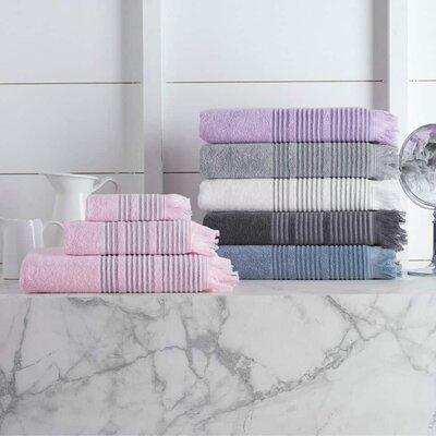 Bundaberg Turkish Cotton Bath Towel Color: white