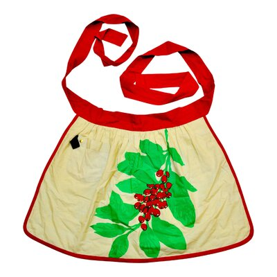 Holly Bistro Apron