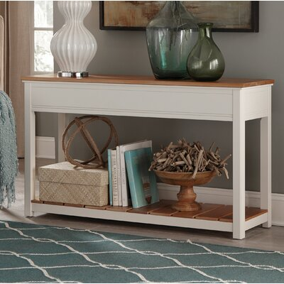 Gilmore Wood Console Table