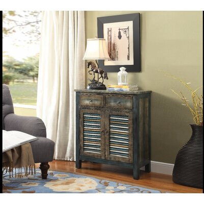 Bouldin Commodious 2 Door Accent Cabinet