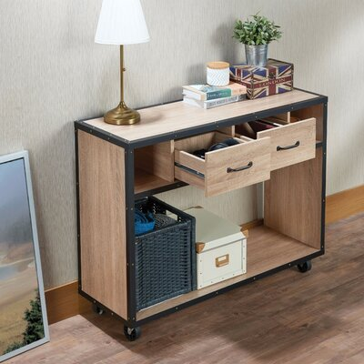Wile Efficient Console Table