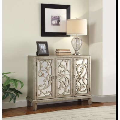 Jane Street 3 Door Accent Cabinet