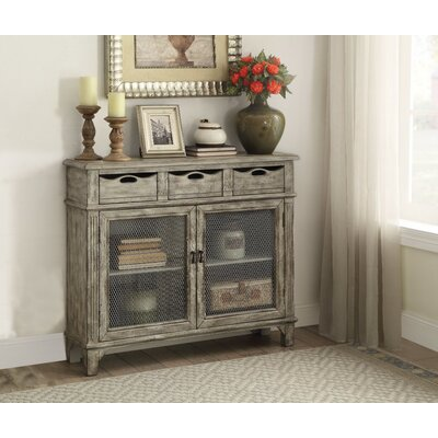 Janney 3 Drawer Accent Cabinet