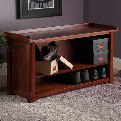 Alasan Wooden Storage Bench