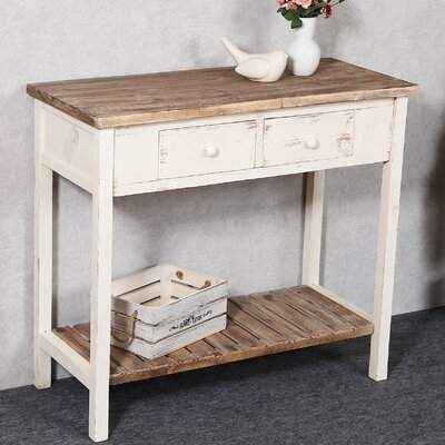 Shila Vintage Console Table