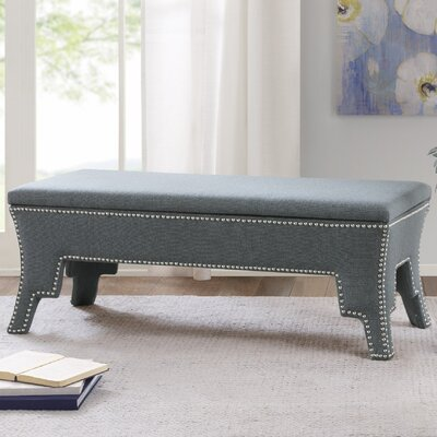 Unadilla Upholstered Storage Bench