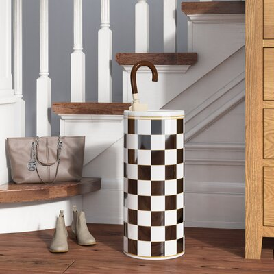 Modern Ceramic Umbrella Stand