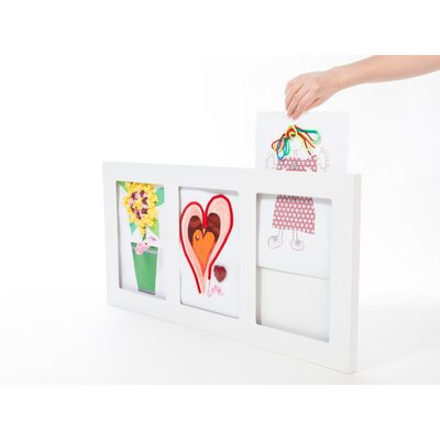 Queensbury Triple Picture Frame