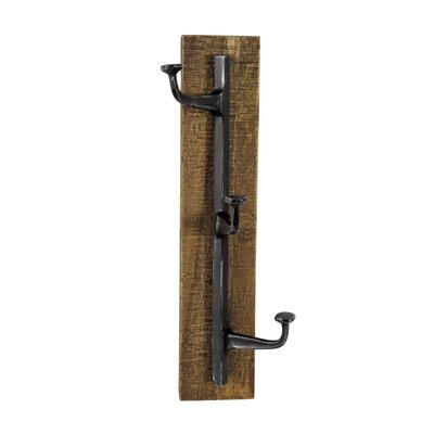 3 Arm Wall Hook