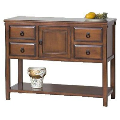 Hartlyn Wooden Console Table