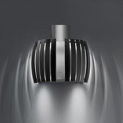 "30"" Prestige Design Plus 500 CFM Ducted Island Range Hood"