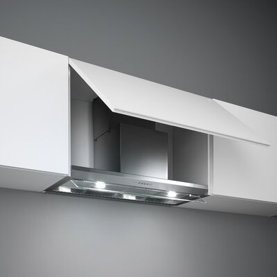 "24"" Virgola Design 500 CFM Ducted Under Cabinet Range Hood"