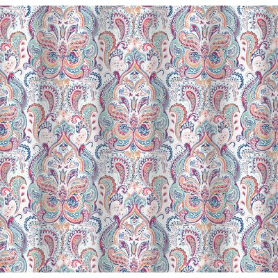 Bensley Cotton Shower Curtain