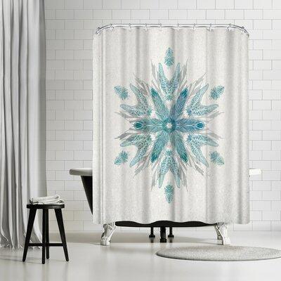 David Fleck Drift Shower Curtain
