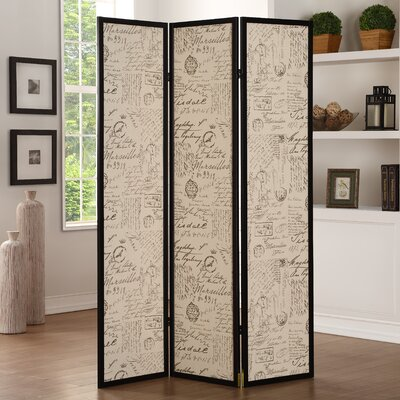 Binion 3 Panel Room Divider